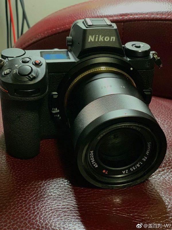 Xuất hiện ngàm chuyển KF cho Nikon Z và Canon EOS R | 50mm Vietnam