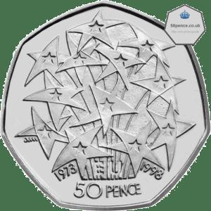 european union 50p