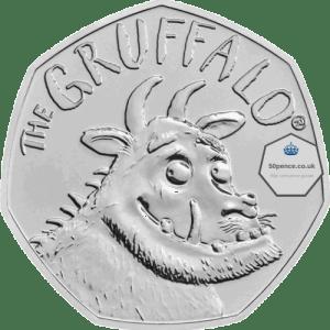 gruffalo 50p