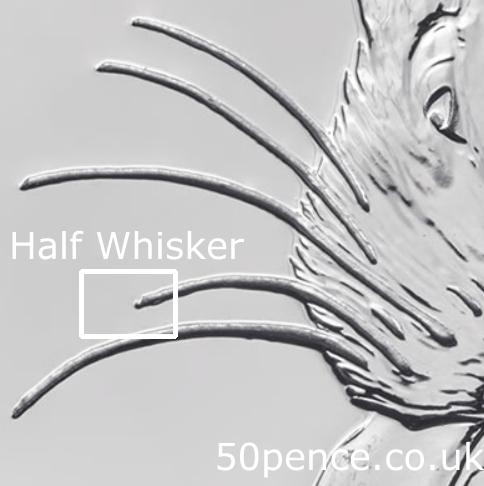 half-whisker