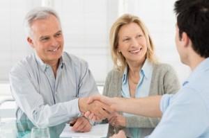 Handshake and agreement