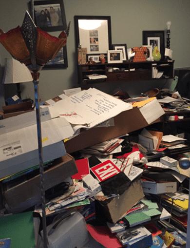 organize my house