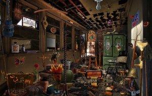 clutter, declutter, organize