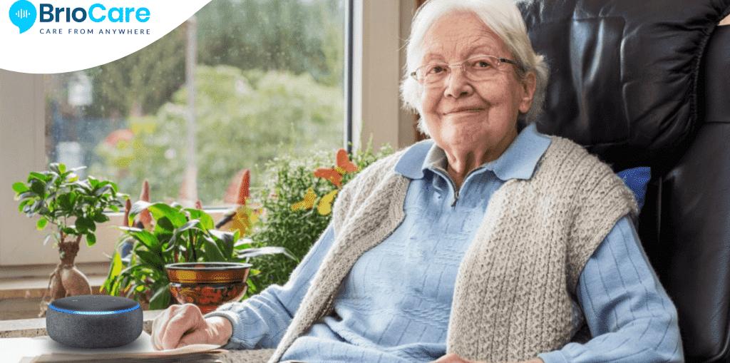 technology for elderly living alone