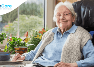 technology for elderly living alone