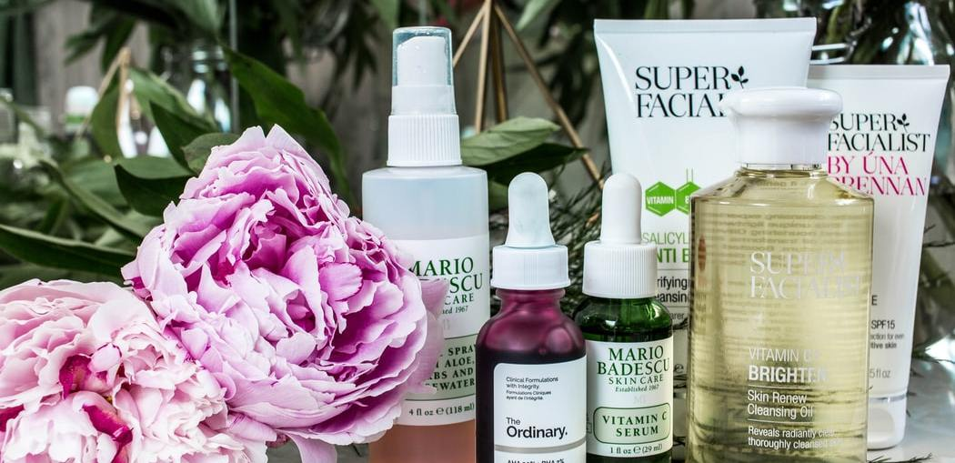 natural skincare products