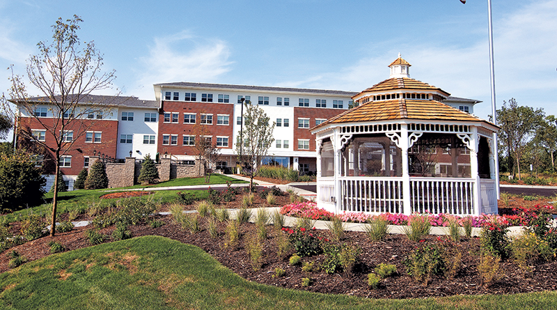 Oak Hill sets a standard of Senior Living