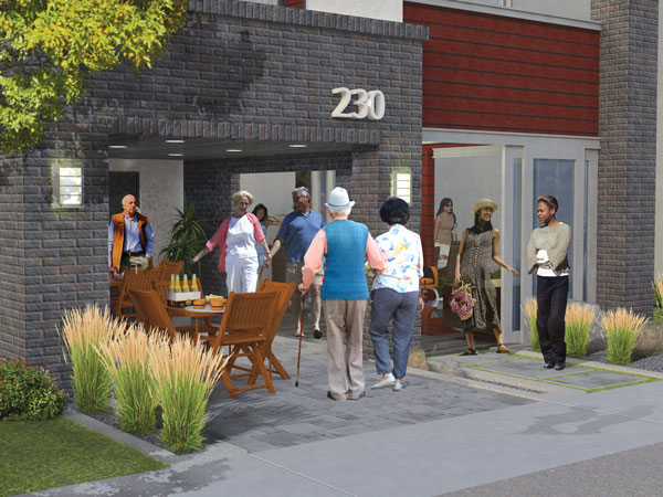 The ABC Green Home 3.0 will be designed to be a multi-level facility for seniors or even multi-generation families.