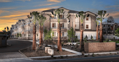 Construction of Villa Pacific II Senior Apartments in Rancho Cucamonga Completed