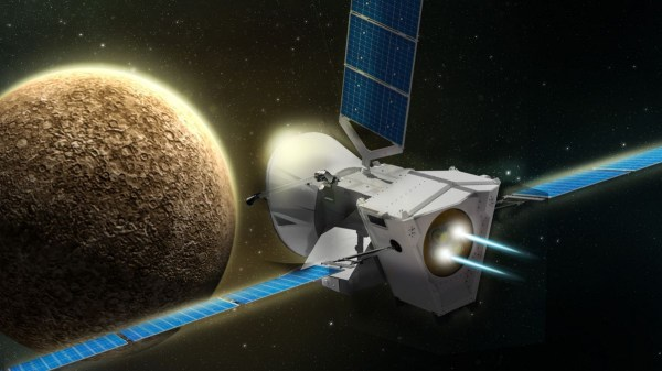 BepiColombo - a four in one satellite to uncover Mercury´s ...