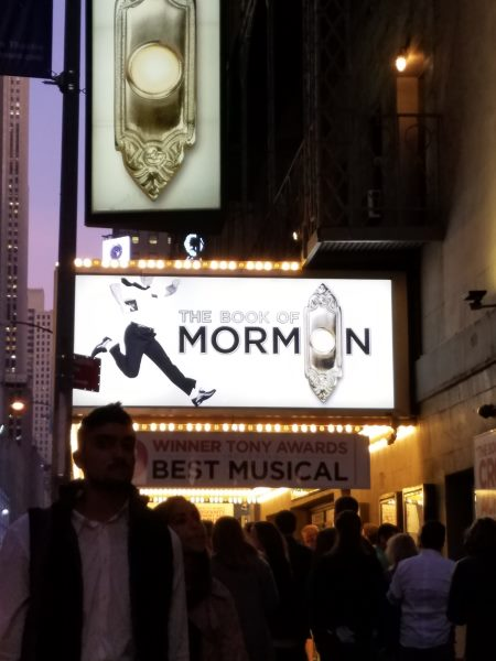 50 hours and a Broadway show