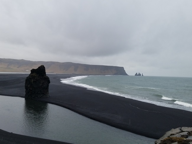 southern most tip of Iceland