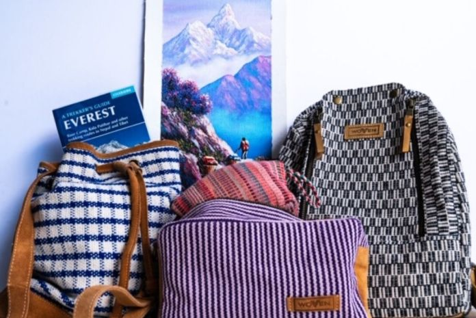 nepalese bags