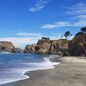 Seaside Creek Beach
