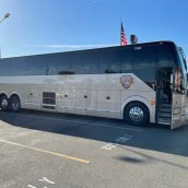 National Park Express Coach