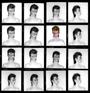 David-Bowie-Aladdin-Sane-Contact Sheet