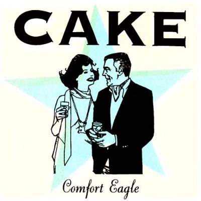 00 - Cake Comfort Eagle Front