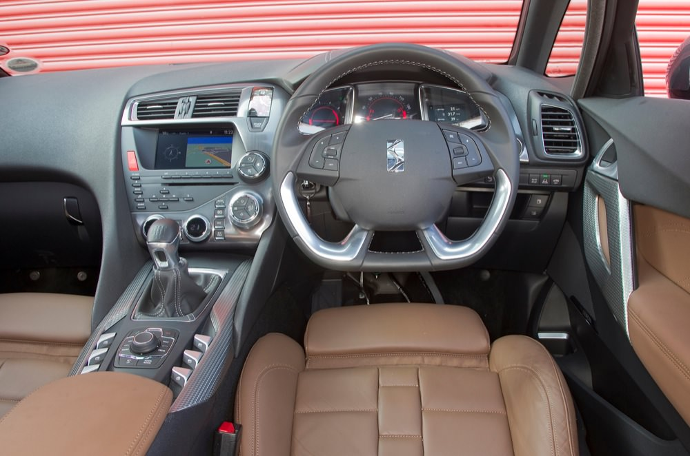 Citroen Ds5 Driven