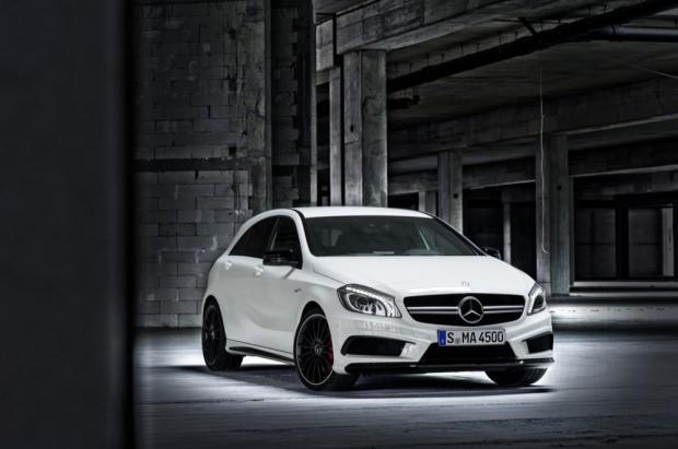 Mercedes-Benz-A45-AMG-front