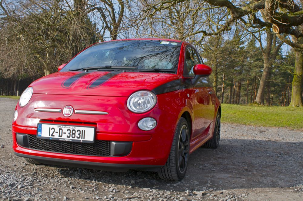 fiat 500 twinair review. Black Bedroom Furniture Sets. Home Design Ideas