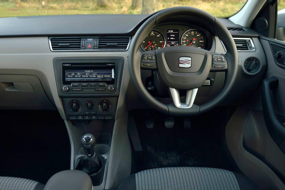 SEAT Toledo 1.6 TDI review