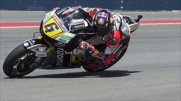 Moto GP texas 1