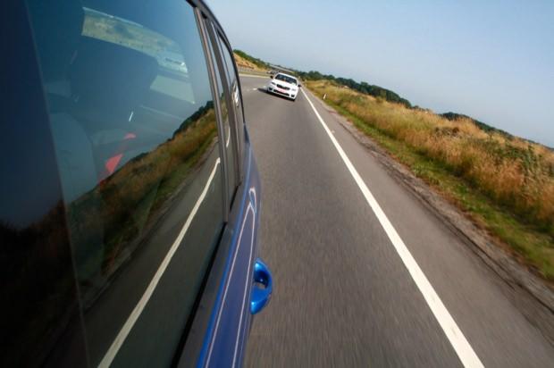 Octavia RS rear