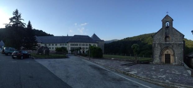 CupraBullRun hotel