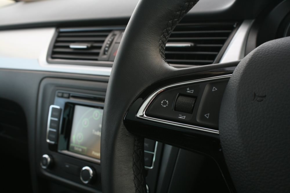Skoda Rapid Spaceback interior - 50 to 70
