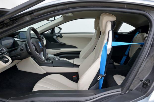 BMW i8 interior main