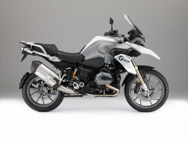 2015 R1200GS White