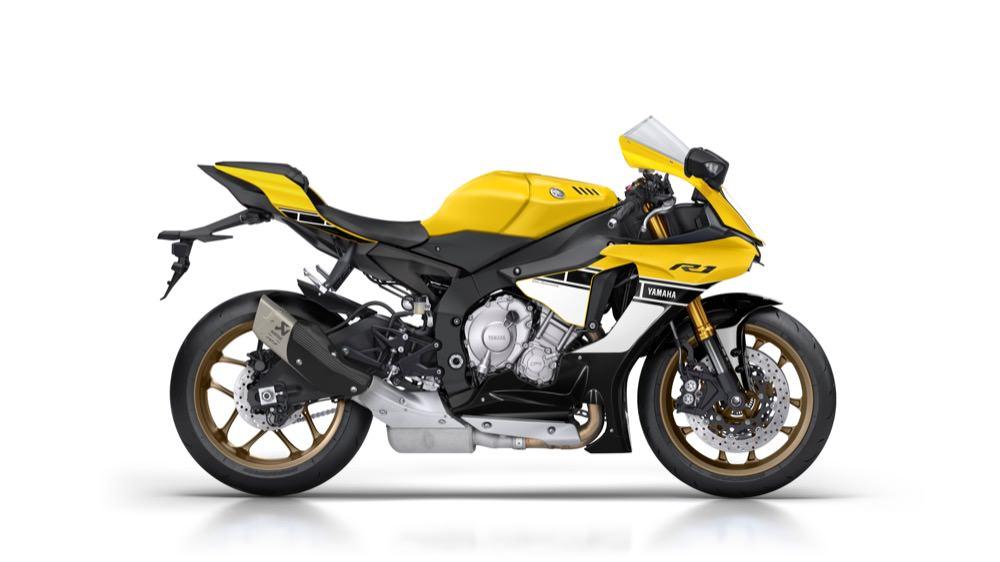 Yamaha YZF R1 60th Anniversary 9