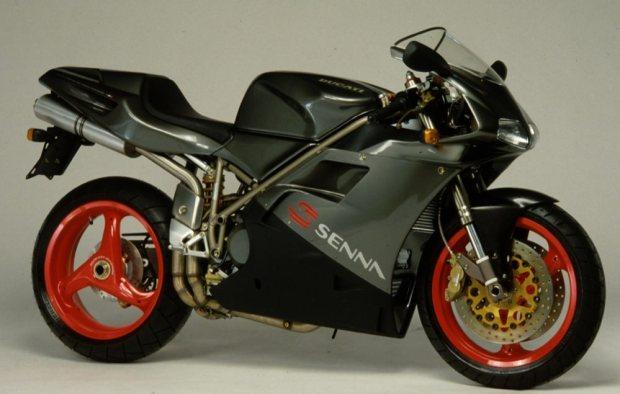 Ducati 916 Senna side