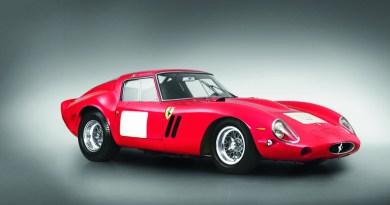 Ferrari 250 GTO front quarter