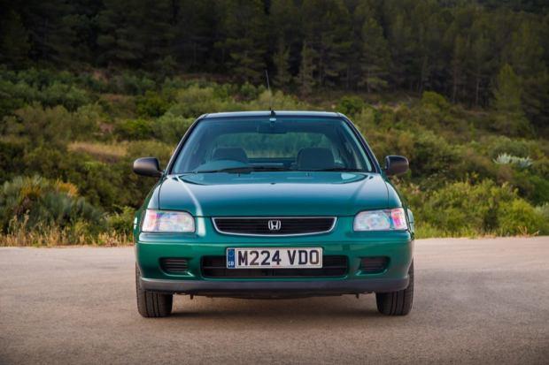 Honda Civic 1995 front