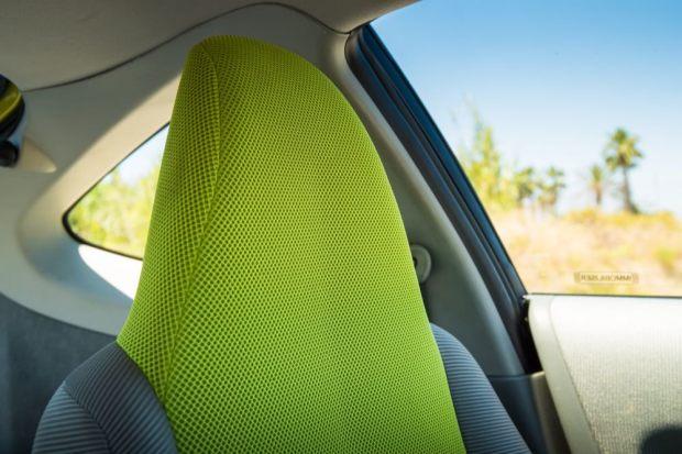 Honda Insight seat