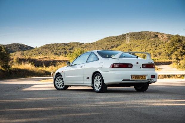 Honda Integra rear