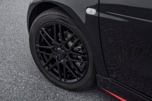Brabus 125R wheels