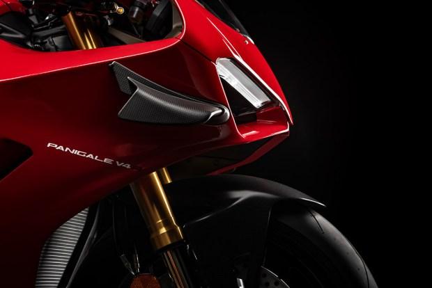 Ducati Panigale V4 R winglets