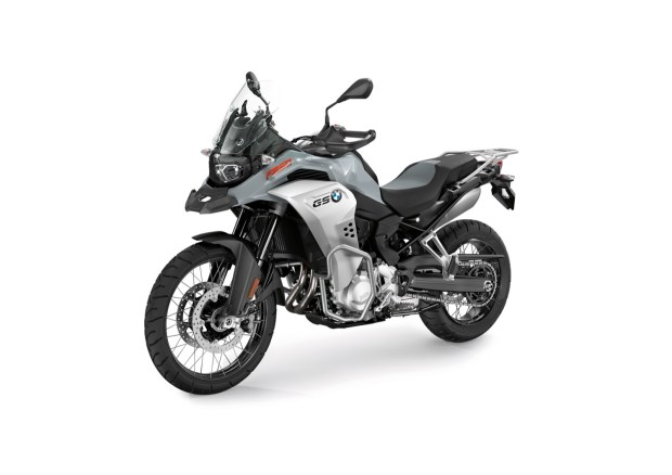 BMW F 850 GS Adventure front view