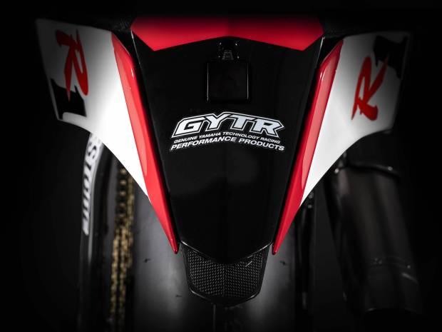 Yamaha YZF-R1 GYTR logo
