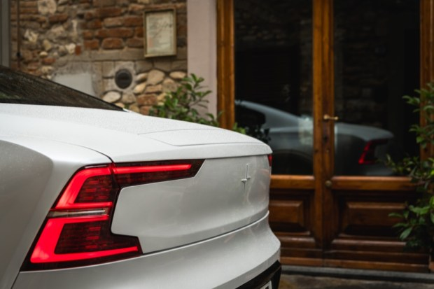 Polestar 1 rear light