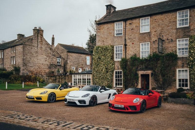 Porsche group