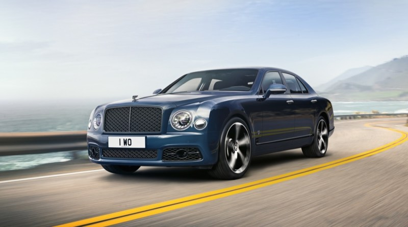 Bentley Mulsanne 675 Edition lead