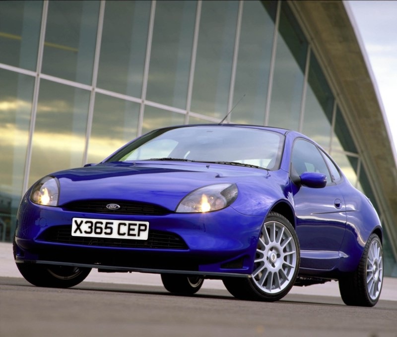 Ford Racing Puma front