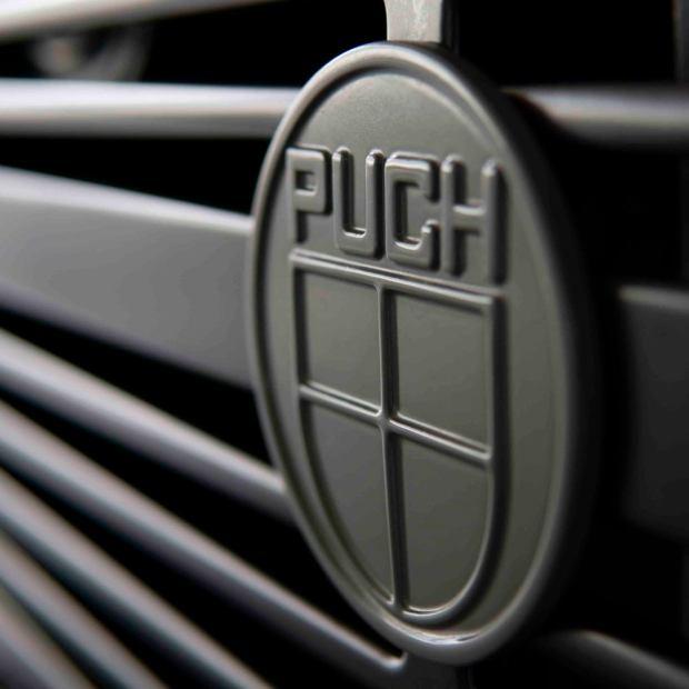 Mercedes G-Wagen Lorinser puch badge