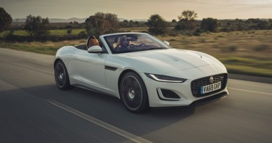 Jaguar F-Type P450 review – this V8 is the pick of the litter.