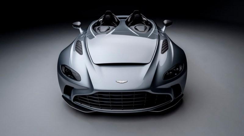 V12 Speedster front