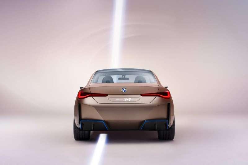 BMW Concept i4 rear