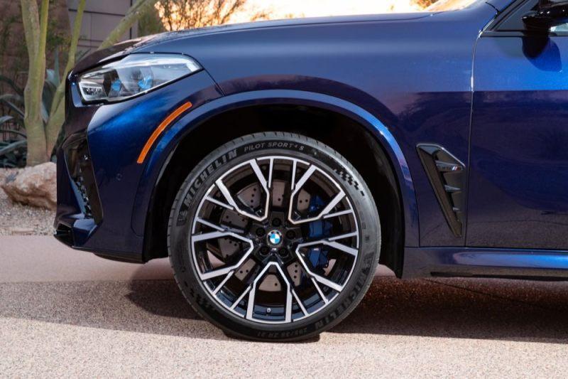 BWM X5M wheel